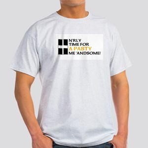 nrly time for a pasty T-Shirt