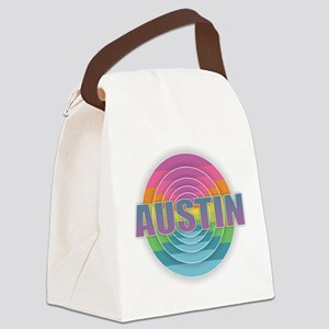 Austin Canvas Lunch Bag