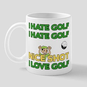 Golf Fun Mug