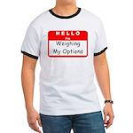 Hello I'm WMO Ringer T