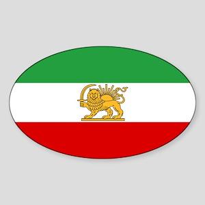 Flag of Persia / Iran (1964-1980) Sticker
