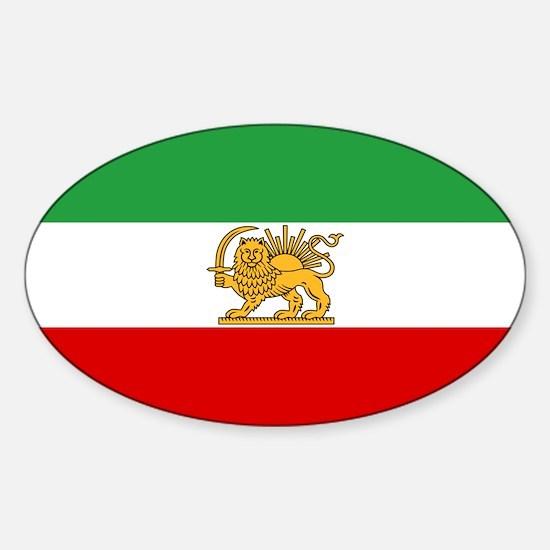 Flag of Persia / Iran (1964-1980) Decal