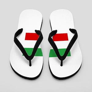 Flag of Persia / Iran (1964-1980) Flip Flops