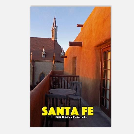 Santa Fe Postcards (package Of 8)