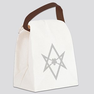 Thelema Symbol Canvas Lunch Bag