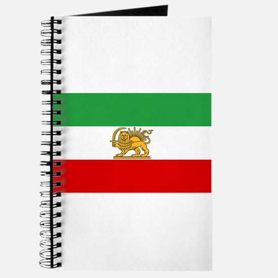 Flag of Persia / Iran (1964-1980) Journal