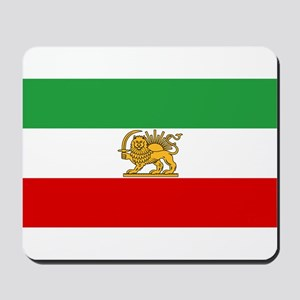 Flag of Persia / Iran (1964-1980) Mousepad