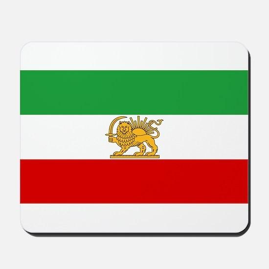 Flag of Persia / Iran (1964-1980) Mousepad