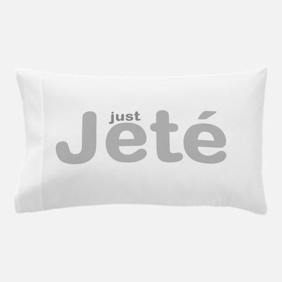 Jeté Pillow Case