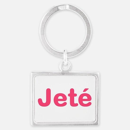 Jeté Keychains