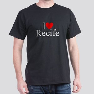 """I Love Recife"" Dark T-Shirt"