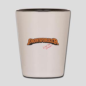 Ironworker - LTD Shot Glass