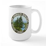 Save Georgia's Hemlocks Large Mug