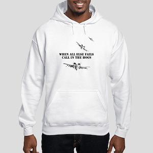 USAF A10 Warthogs Hooded Sweatshirt
