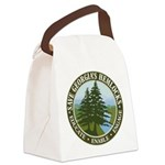 Save Georgia's Hemlocks Canvas Lunch Bag