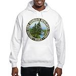 Save Georgia's Hemlocks Hooded Sweatshirt