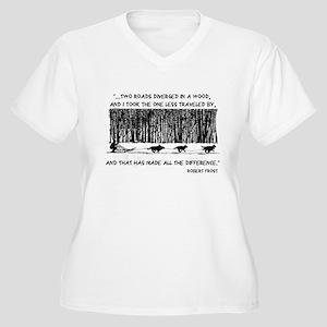 rfpoem Plus Size T-Shirt