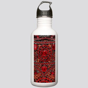 bohemian gothic red rh Stainless Water Bottle 1.0L