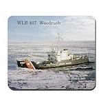 Wlb-407 Woodrush Mousepad
