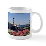 Huron Light Ship Summer Mugs