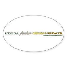 IAAN Leadership Sticker (Oval)