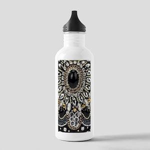 rhinestone art deco ga Stainless Water Bottle 1.0L