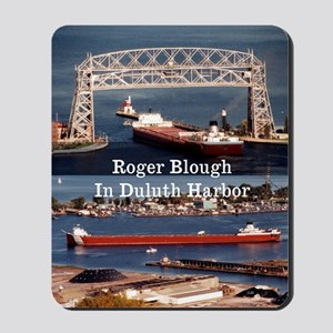Roger Blough In Duluth Mousepad