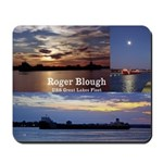 Roger Blough 3 Pict Mousepad