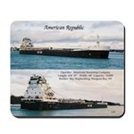 American Republic Mousepad