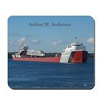 Arthur M. Anderson Su Mousepad