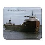 Arthur M. Anderson Bc Mousepad