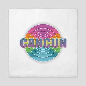 Cancun Queen Duvet
