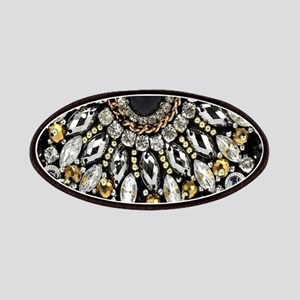 rhinestone art deco gatsby Patch