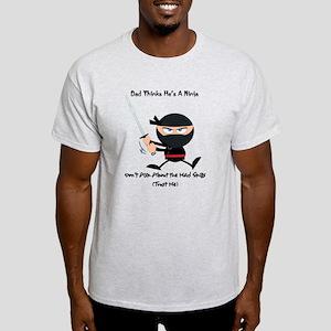 Ninja Dad 2 b T-Shirt