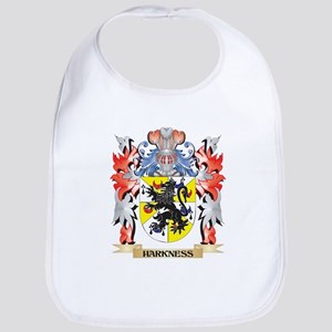 Harkness Coat of Arms - Family Crest Bib