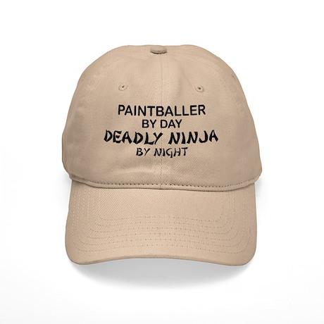 Paintballer Deadly Ninja Cap