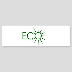 Eco Bumper Sticker