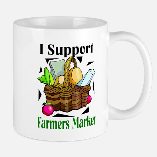 Support Farmers Mugs