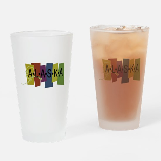 Alaska Drinking Glass