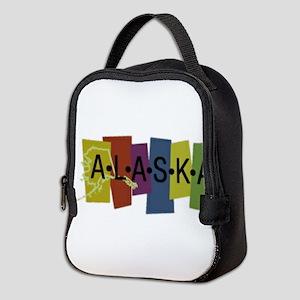Alaska Neoprene Lunch Bag