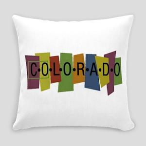 Colorado Everyday Pillow