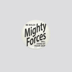Mighty Forces Mini Button