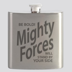 Mighty Forces Flask