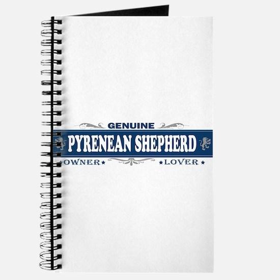 PYRENEAN SHEPHERD Journal