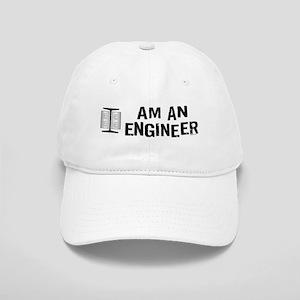Narrow Engineer Identity Cap