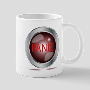 Panic Button Mugs