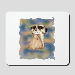 meerkat male Mousepad
