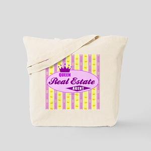 RETRO QUEEN (Purple & Pink) Bag for a Realtor