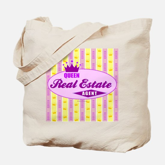 RETRO QUEEN (Purple & Pink) Bag for a Realtor