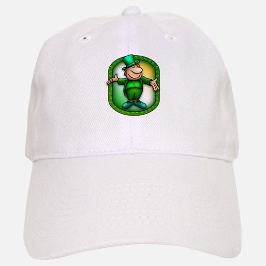 Wee Irish Leprechaun Baseball Baseball Cap